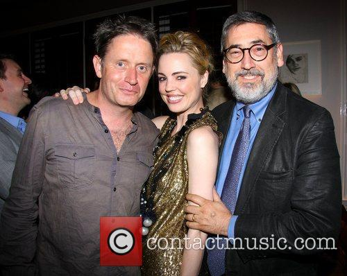 Chris Smith, Melissa George and John Landis 11