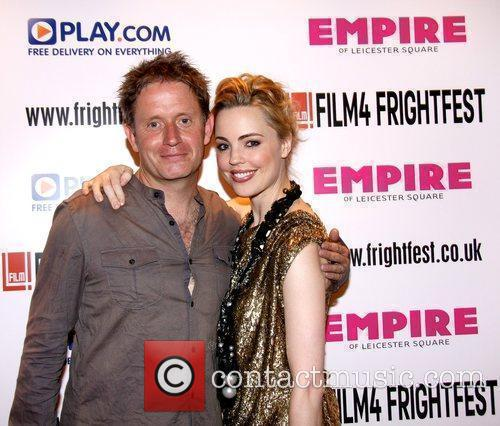 Chris Smith and Melissa George 7