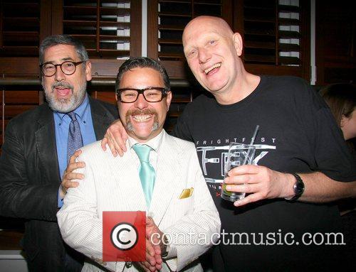 John Landis, Andy Nyman and Alan Jones 1