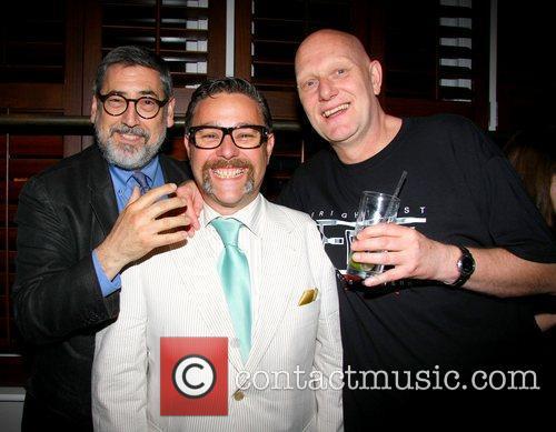 John Landis, Andy Nyman and Alan Jones 2