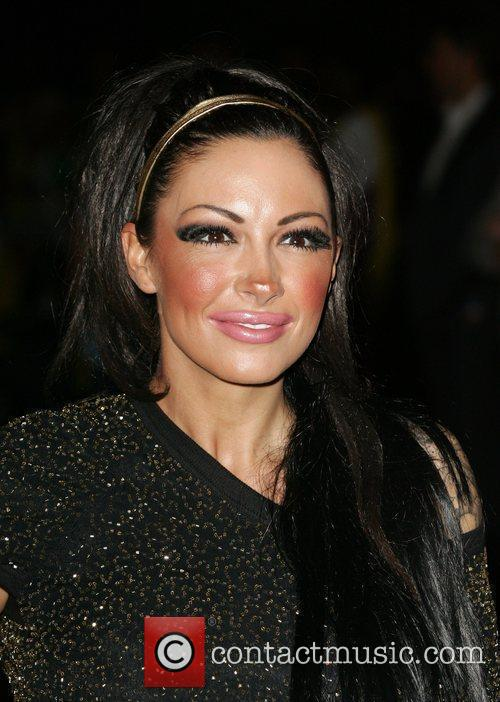 Jodie Marsh Funk and Dunk celebrity Basketball held...