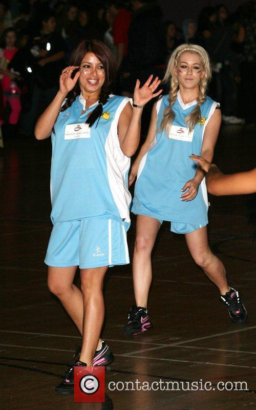 Funk and Dunk celebrity Basketball held at Brentwood...