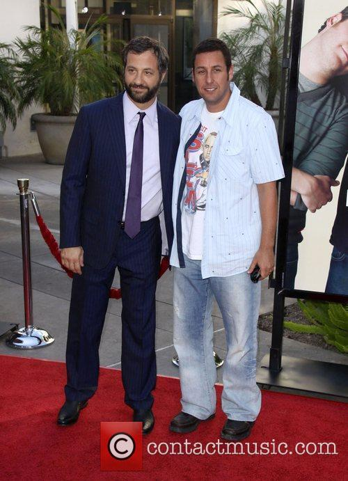 Adam Sandler and Judd Apatow 2