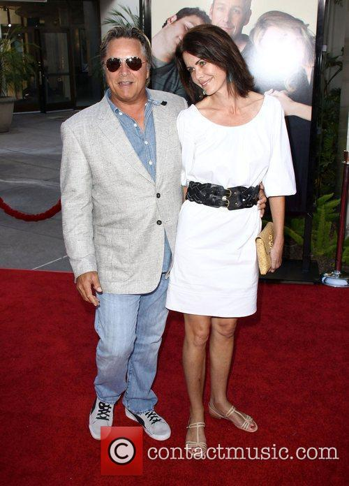 Don Johnson and Kelley Phleger 1