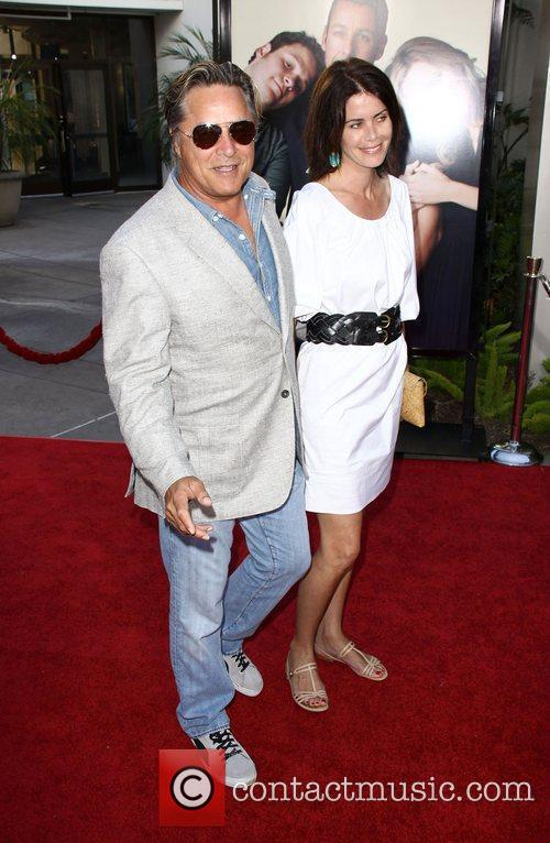 Don Johnson and Kelley Phleger 2