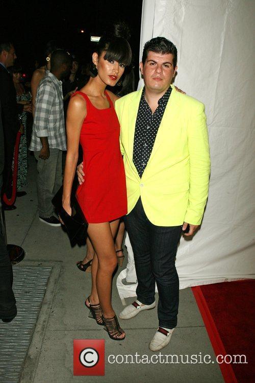 Jaslene Gonzalez and Eli Mizrahi 4