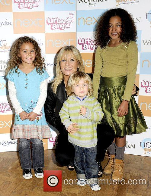 gaby roslin husband. Picture - Macy Fenwick, Miky Scudamore, Gaby Roslin And Rae Amosu Next Children#39;s.
