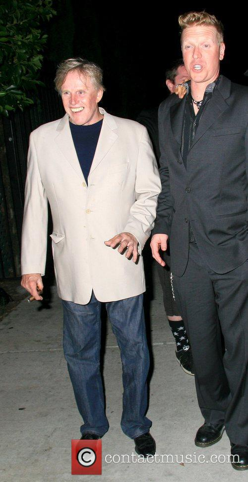 Gary Busey and Jake Busey 3