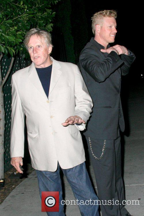Gary Busey and Jake Busey 1