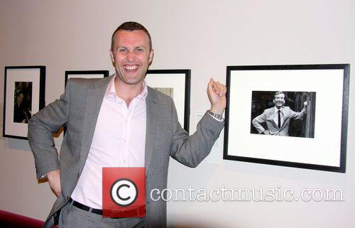 James McQuillan Private view for 'Gay Icons' at...