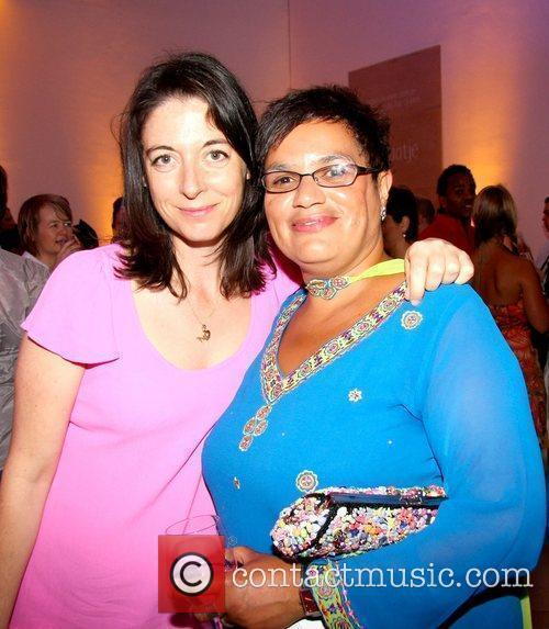 Mary McCartney and Jackie Kay Private view for...