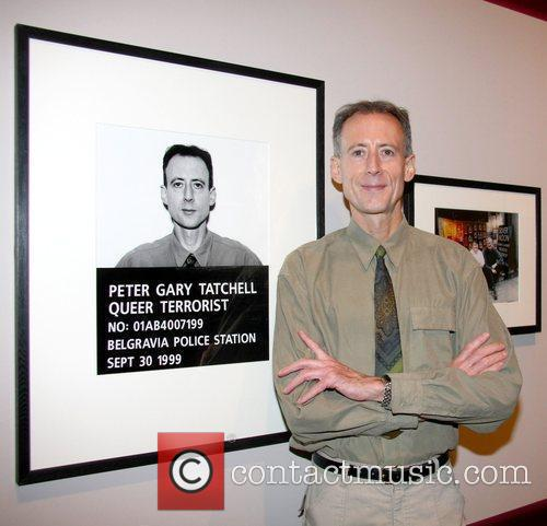 Private view for 'Gay Icons' at the National...