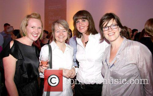 Sarah Waters Private view for 'Gay Icons' at...