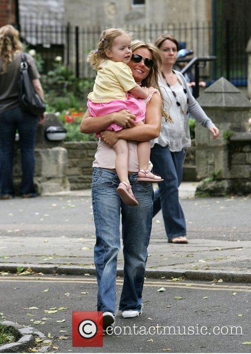 Geri Halliwell and Madonna 3