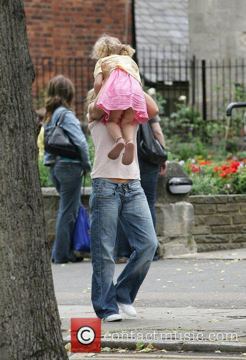 Geri Halliwell and Madonna 10