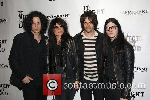 Jack White, Band The Dead Weather and Mann Village Theater 6
