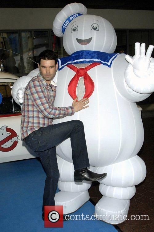 Dave Berry and Ghostbusters 3