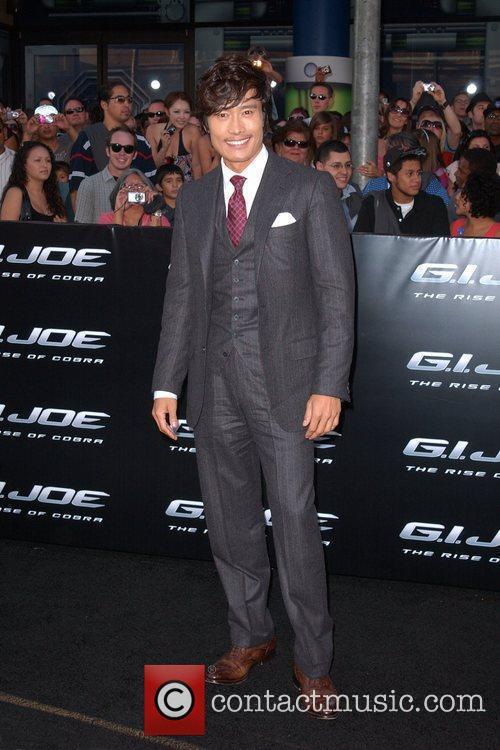 Los Angeles Screening of 'G.I.JOE:The Rise of Cobra'...