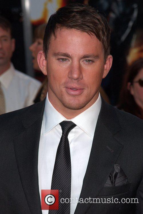 Channing Tatum Los Angeles Screening of 'G.I.JOE:The Rise...
