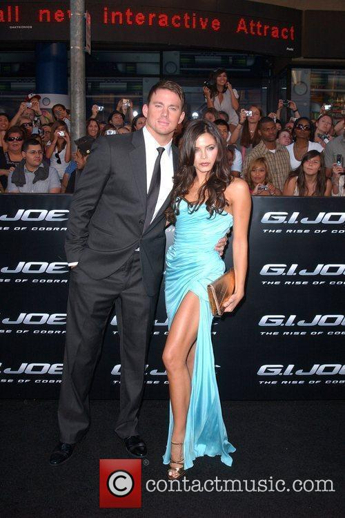 Channing Tatum and Jenna Dewan 2