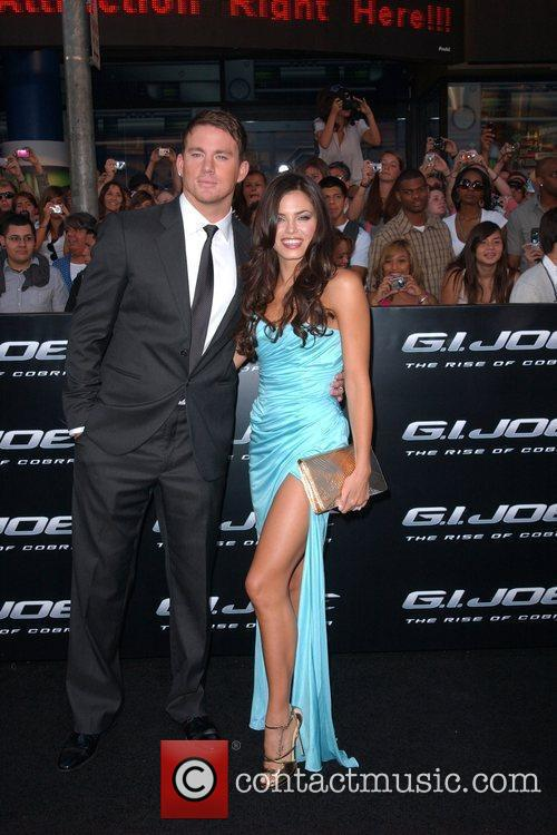 Channing Tatum and Jenna Dewan 3
