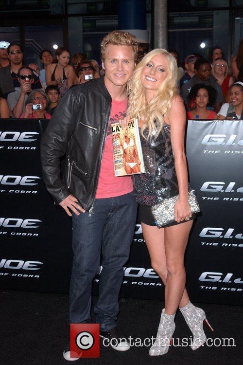 Heidi Montag and Spencer Pratt 6
