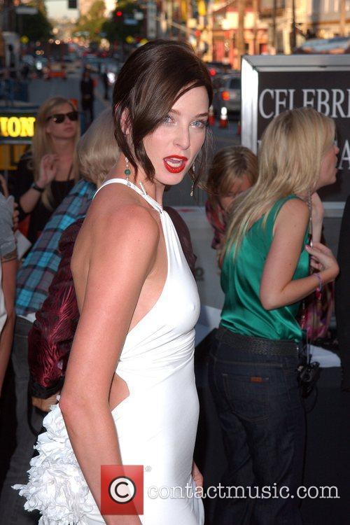 Rachel Nicols Los Angeles Screening of 'G.I.JOE:The Rise...