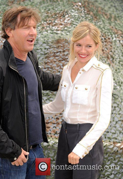 Sienna Miller and Dennis Quaid 'G.I Joe: The...
