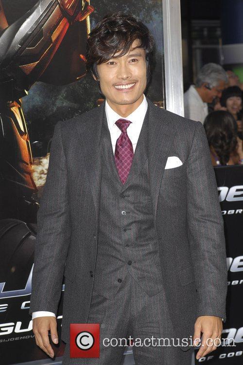 Byung Hun Lee Los Angeles Screening of 'G.I.JOE:The...