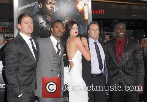 Channing Tatum, Marlon Wayans, Rachel Nichols, Adewale Akinnuoye-Agbaje...