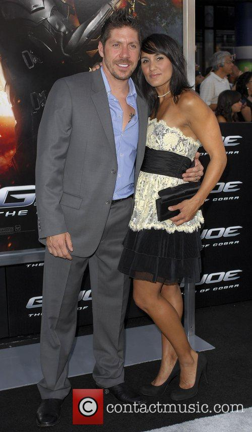 Ray Park and Lisa Park