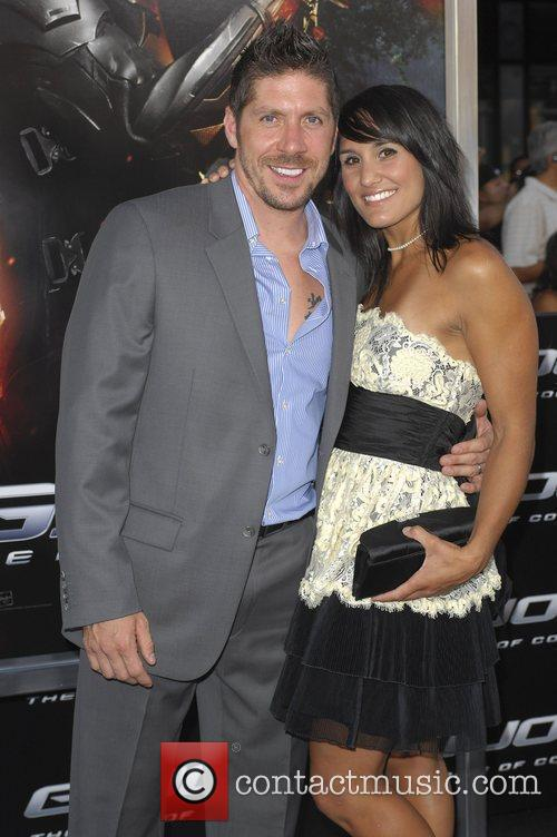 Ray Park and Lisa Park 2
