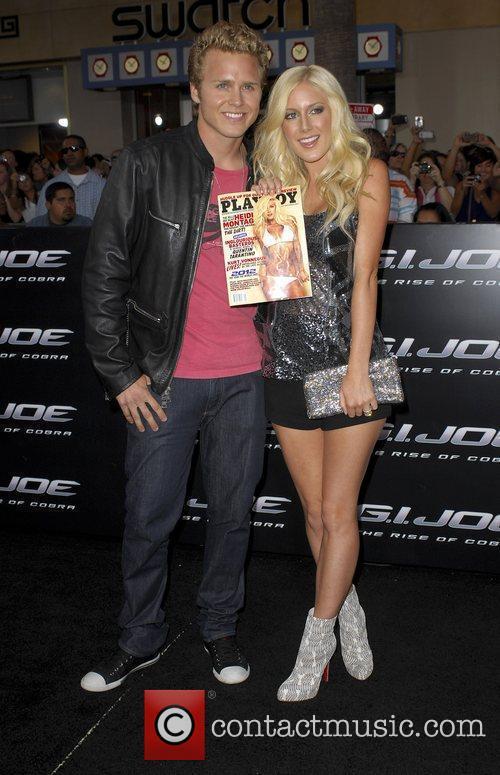 Spencer Pratt and Heidi Montag 1