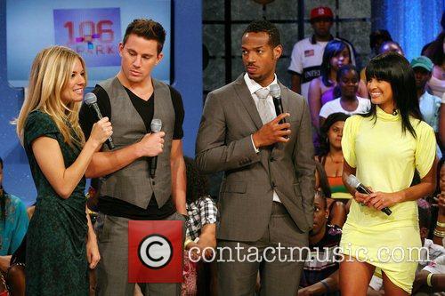 Sienna Miller and Marlon Wayans 5