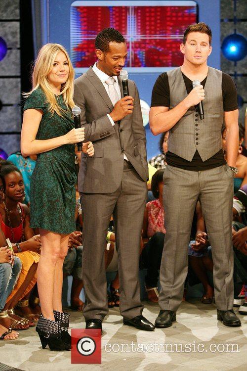 Sienna Miller, Channing Tatum and Marlon Wayans 2