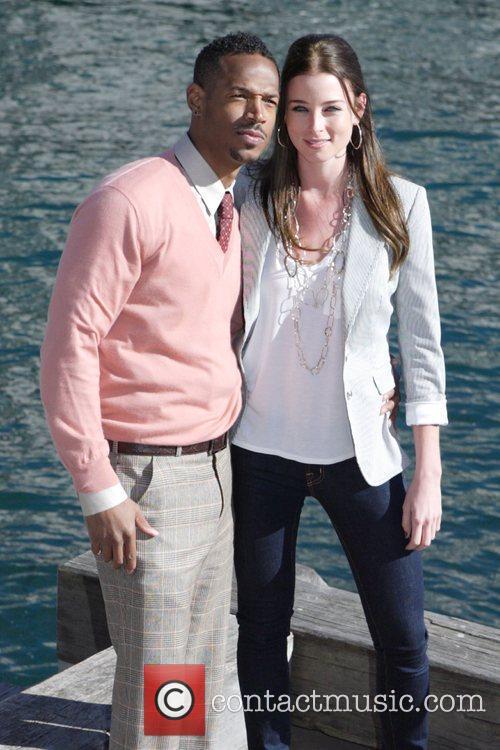 Marlon Wayans and Rachel Taylor 'Gi Joe: The...