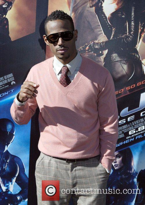 Marlon Wayans 'Gi Joe: The Rise Of Cobra'...