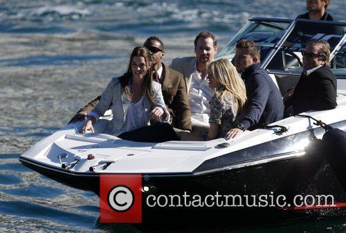 Sienna Miller, Marlon Wayans and Rachel Nichols 11