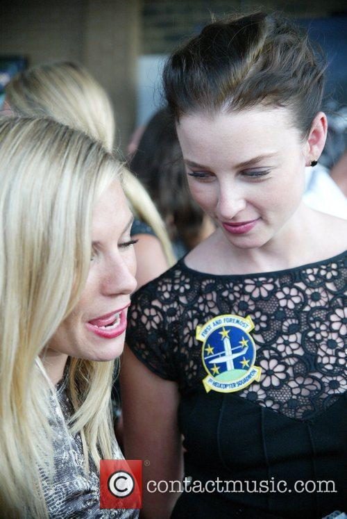 Rachel Nichols and Sienna Miller 9