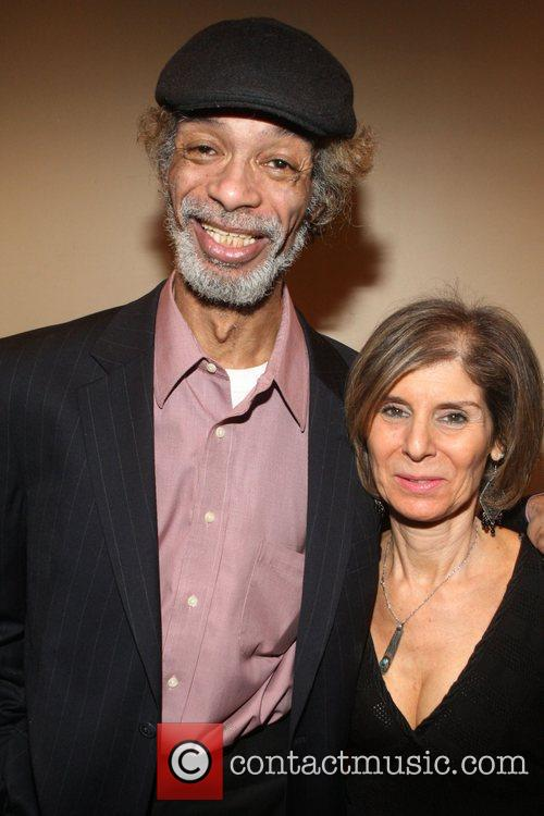 Gil Scott-heron and Jill Newman 8