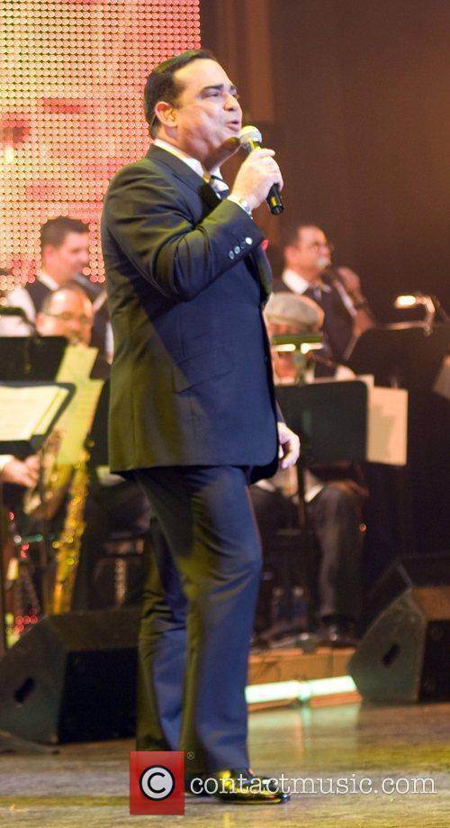 Latin Singer/bandleader Gilberto Santa Rosa 3