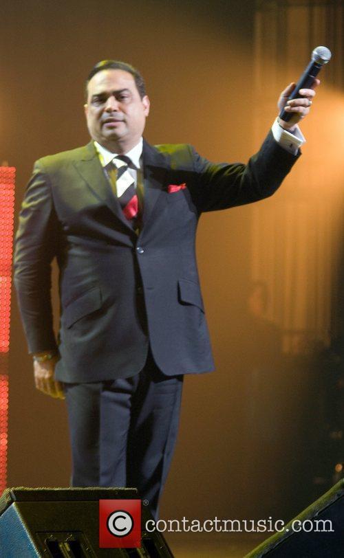 Performing at Centro de Bellas Artes Luis A....