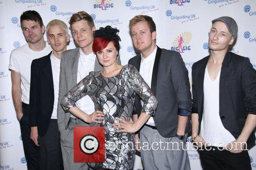 Alphabeat The Annual Girl Guiding UK Big Gig...