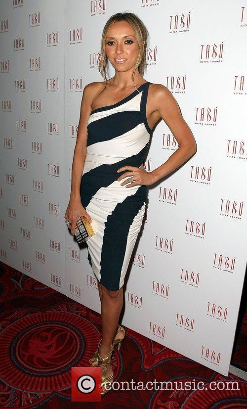 Celebrates her birthday at TABU inside the MGM...