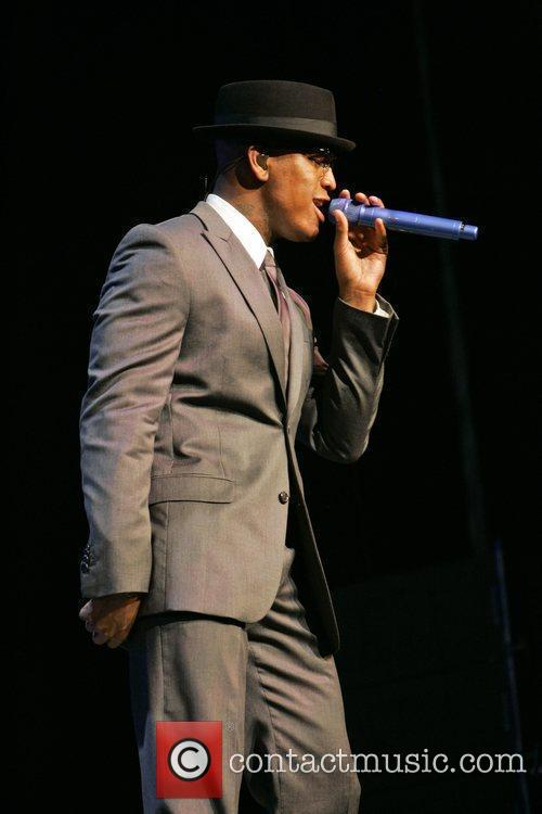Ne-Yo performs during The 11th Annual Macy's Glamorama...