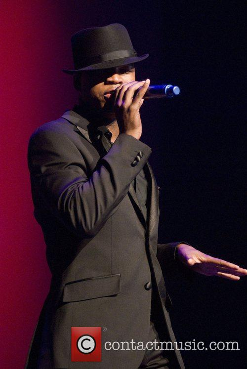 Ne-Yo performs during rehearsals for The 11th Annual...