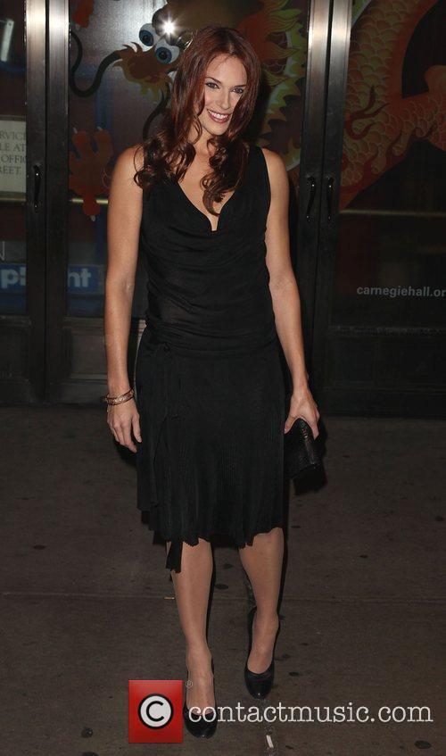 Actress Amanda Righetti  Glamour Woman of the...