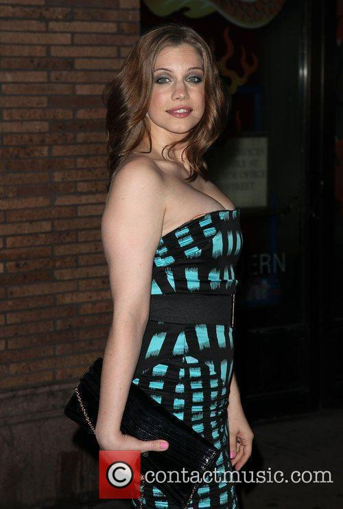 Actress Anna Chlumsky  Glamour Woman of the...