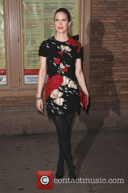 Actress Stephanie March  Glamour Woman of the...
