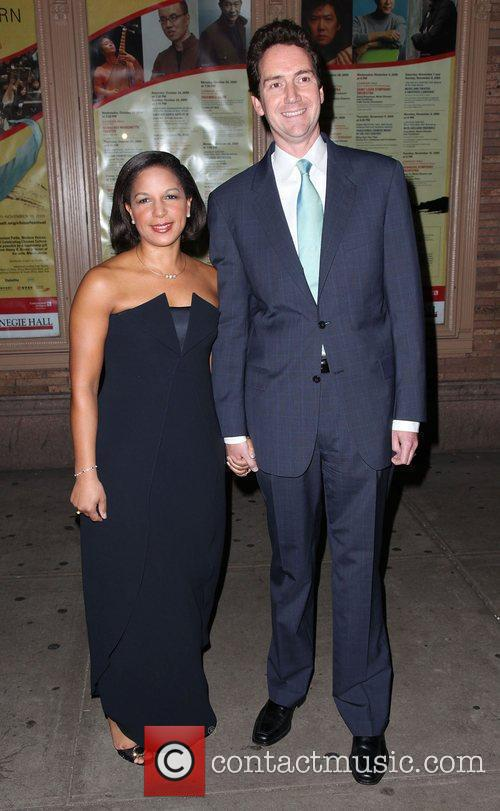 American foreign policy advisor Susan Rice  Glamour...